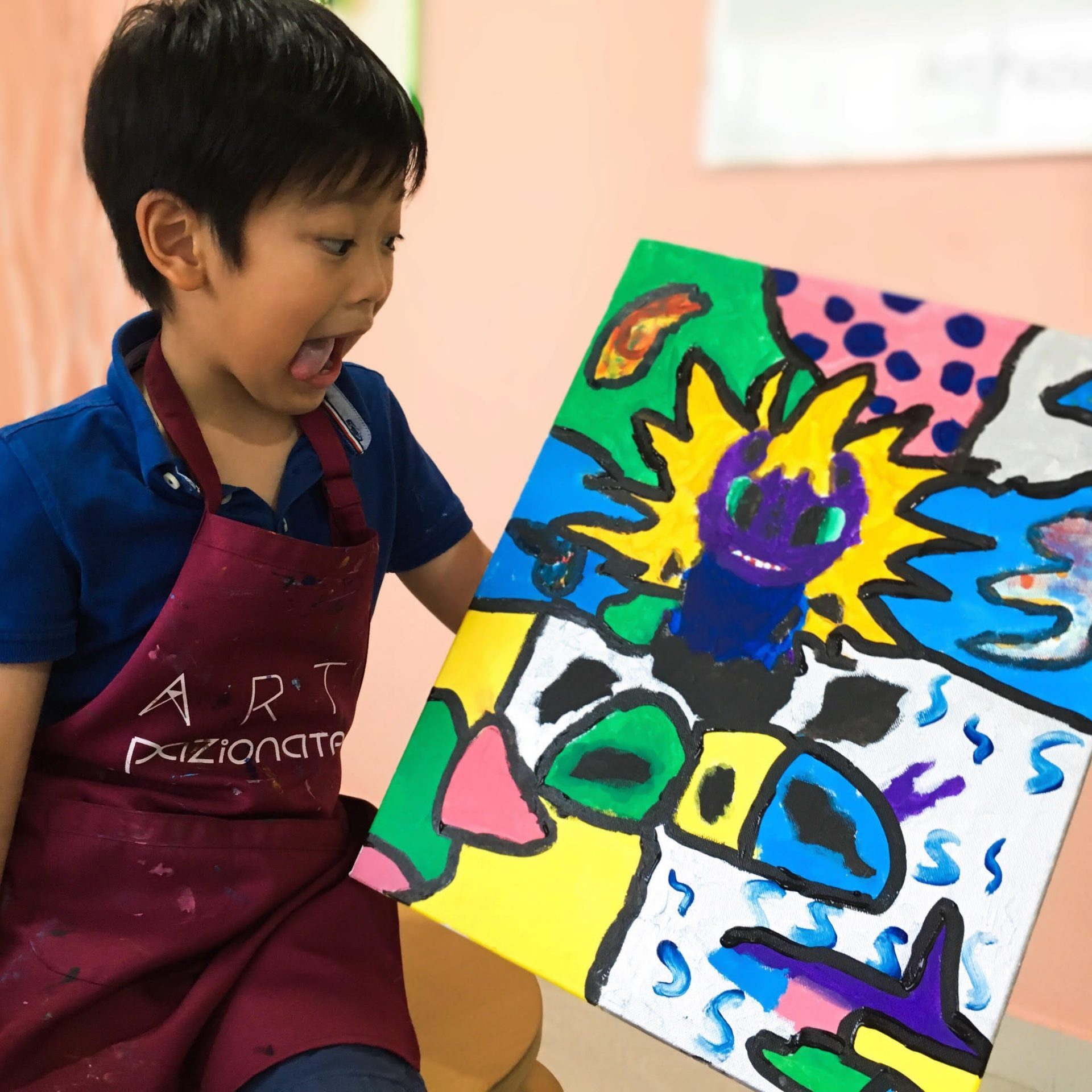 Kids Art Camp